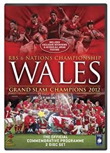 Wales Grand Slam 2012 – RBS 6 Nations Review [DVD]