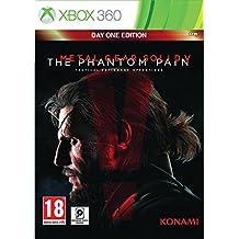 Metal Gear Solid V: The Phantom Pain - Day 1 Edition (Xbox 360) [Importación Inglesa]