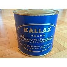 Kallax Surströmming 710 gr Dose (fermentierte Heringe)