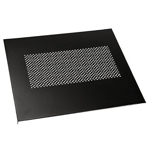 Accessoire pour boîtier - BitFenix Phenom Vented Side Panel Noir - Panneau latéral pour boitier Bitfenix Phenom Mini-ITX et