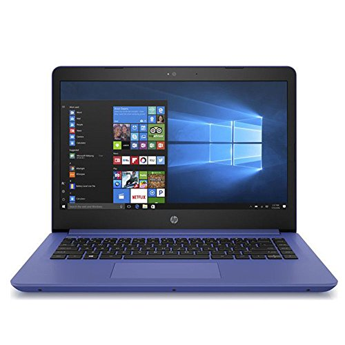 HP Notebook 14 Celeron 14 inch SVA eMMC Blue