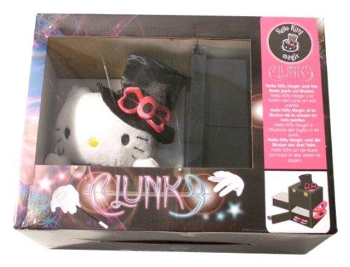 Hello Kitty Magic MS1 - Decorazioni da festa, trucco di magia, tagliata in 3