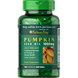 Pumpkin seed oil 1000 mg for men 100 Softgels