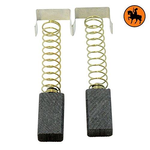 Preisvergleich Produktbild Kohlebürsten Bosch PBH 160 R Hammer 0 603 304 703 5x8x15 mm ohne automatische Abschaltung BUILDALOT