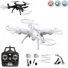 X5SC-1 Explorers 2 Pro HD-Quadrocopter,4.5-Kanal Drohne,2.4GHz,Headless,HD Kamera,2xAkku,Crash-Kit