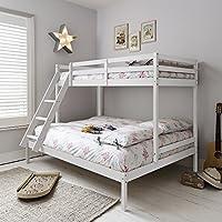 Noa and Nani - Kent Triple Bed Bunk Bed - (White)