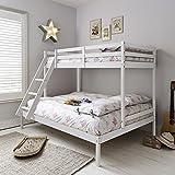 Triple Bed Bunk Bed Kent in White Noa & Nani