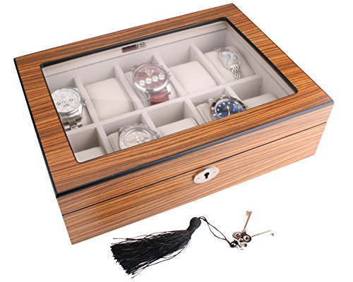 axisr-zebre-en-bois-finition-mat-montre-boite-de-rangement-pour-10-montres