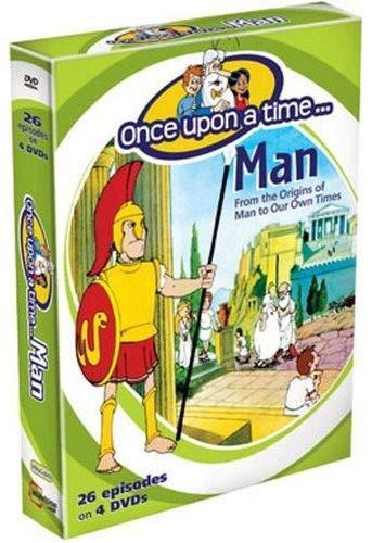 Once Upon A Time: Man [Edizione: Stati Uniti]