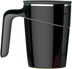 Primeway Artiart The Original Suction Coffee Mug -The World's Unique Mug That Won't Fall Over, 470ml