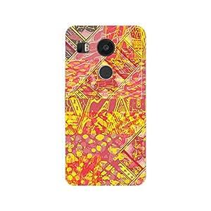 LG Nexus 5x Cover, Premium Quality Designer Printed 3D Lightweight Slim Matte Finish Hard Case Back Cover for LG Nexus 5x - Giftroom-669