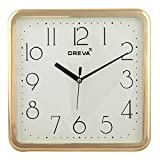 Ajanta Oreva Quartz Wall Clock Square Shape