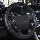 ZJWZ Car Volante Dimensione Diametro 14 1/2 Pollici A 15 Pollici (37Cm A 39Cm) per Medie Grandi, Piccoli Camion/Autobus/SUV ECC