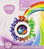 Clendy Salvacolori - 12 Fogli