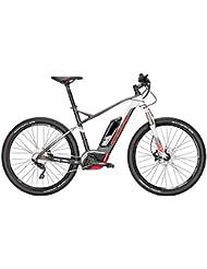 Bulls Six50-E 3 27.5'' CX 500Wh weiß grau-matt neon rot 2016