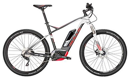 Bulls Six50-E 3 27.5\'\' CX 500Wh weiß grau-matt neon rot 2016
