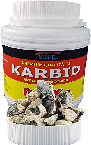 bri'X24T'you Karbid 0.500KG24hDHLVersandMarken Premium KARBID(Ql.Rg.180601)*UNERREICHT in QUALITÄT...