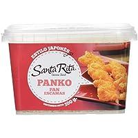 Santa Rita Pan Rallado, Panko Estilo Japonés - 6 Paquetes de 100 gr - Total