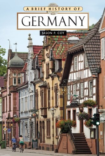 A Brief History of Germany (Brief History Of... (Checkmark Books)) by Jason Philip Coy (2010-12-01)