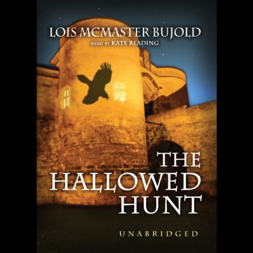 The Hallowed Hunt  Audiolibri