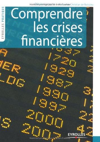 Comprendre les crises financières par Olivier Lacoste