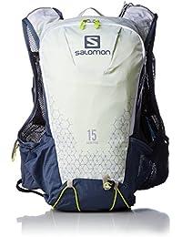 Salomon Skin Pro 15 Set Correr Mochila - SS17 - Talla Única