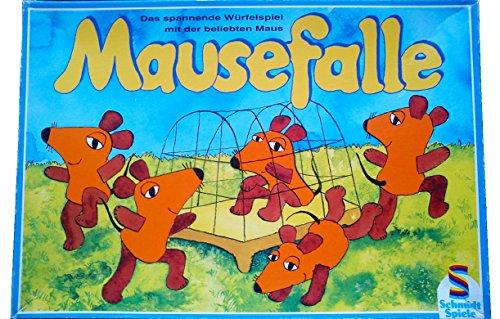 Preisvergleich Produktbild Mausefalle - Die Sendung mit der Maus - Schmidt Spiele