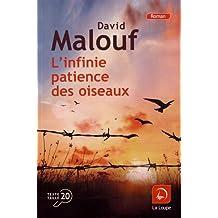 L'infinie patience des oiseaux de David Malouf
