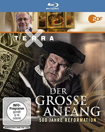 Terra X - Der große Anfang: 500 Jahre Reformation [Blu-ray]