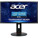 Acer XF240HBMJDPR Écran Gaming FreeSync 24 pouces 1920 x 1080 144Hz 1ms (DVI  / HDMI / DP)