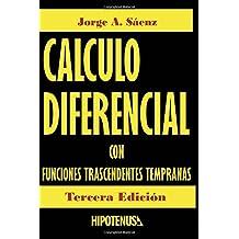 Calculo Diferencial Con Funciones Trascendentes Tempranas: Spanish Edition
