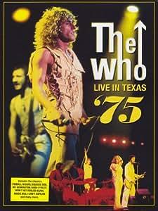 Live In Texas '75 [DVD] [2012] [NTSC]