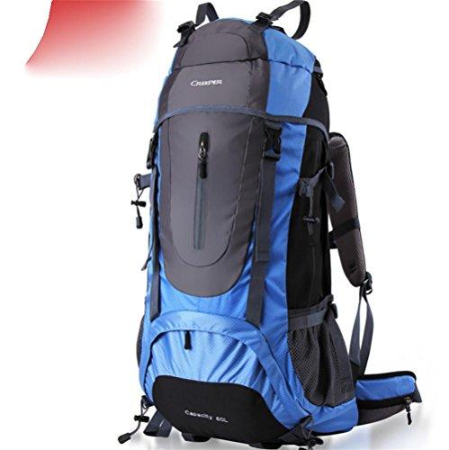 Sport randonnée sac à dos sac à dos 65 l voyage outdoor camping sac à dos sac de randonnée