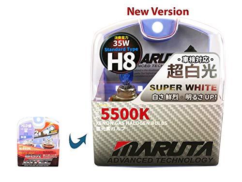 MTEC H8 Super White Upgrade Birnen 12v 35W