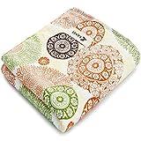 towelzhu Handtuch Aus Gaze-Baumwolle, Bambusfaser, Ab-Version, Gesichtstuch 34 × 76 cm, Böhmisches Waschhandtuch
