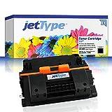 jetType Toner ersetzt HP CC364X/64X für HP LaserJet P4015/P4015n/P4015x, schwarz, 24.000 Seiten