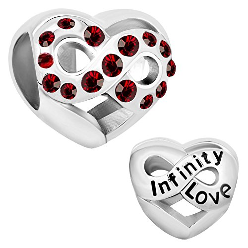 Isajewelry Daddys Little Girl Charm 925 Silver Love Heart Charm