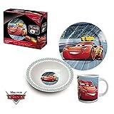 ELI Disney Pixar Cars 3 Tlg Porzellan Geschirr
