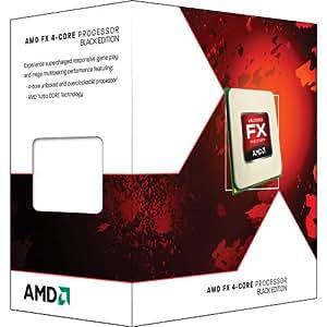 AMD FX6 6100 Six-Core Prozessor Black Edition (3,3GHz, Sockel AM3+, 6MB Cache 95 Watt)