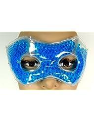 Masque de gel chaud froid avec billes pour relaxer les yeux - 100 gr. de gel