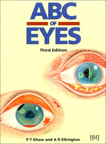 By Peng T. Khaw ABC of Eyes (ABC Series) (3rd Edition) [Paperback]