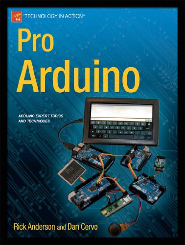 Pro Arduino (Technology in Action) (English Edition) eBook ...