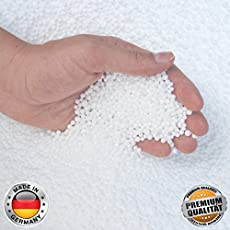 EPS Perlen höchste Premium Qualität Nachfüllpack Sitzsack Füllung - ORIGINAL Smoothy