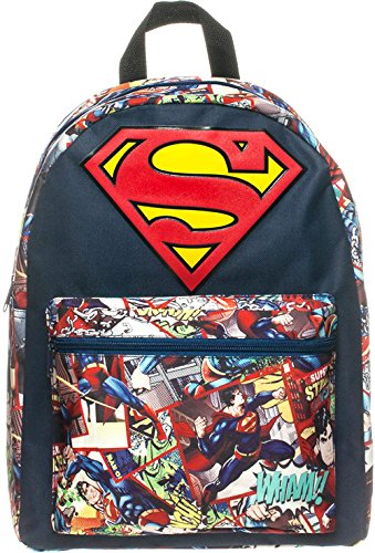 Superman Rucksack - Big Logo