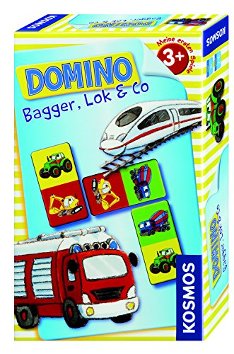 Kosmos 710811 - Domino Bagger, Lok & Co.