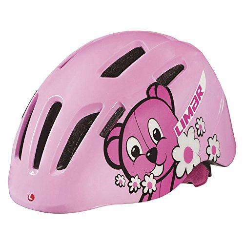 Limar Fahrradhelm 224 Pink Teddy Bear Gr.S (46-52cm) (1 Stück)