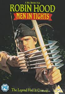 Robin Hood - Men In Tights [DVD]