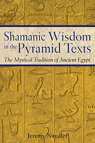 Shamanic Wisdom in the Pyramid Texts: The Mystical Tradition of Ancient Egypt por Jeremy Naydler