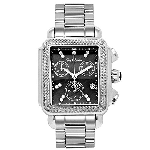 Joe Rodeo Diamante Orologio da donna - MADISON argento 1,5 CTW