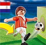 PLAYMOBIL® 4713 - Fußballspieler - Niederlande